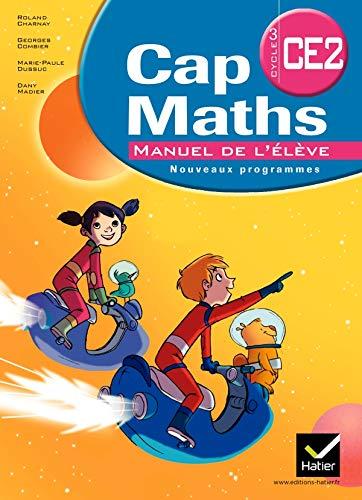 3277450195328: Cap Maths CE2 ed.2011 : Manuel de l'Eleve + Dico-Maths