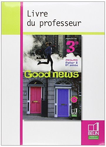 3297180004776: Good News 3e 2009 Pack (Prof+CD+DVD)