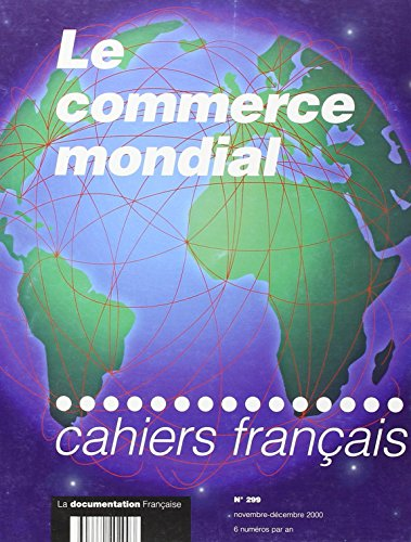 3303330402993: Commerce mondial / cf 299