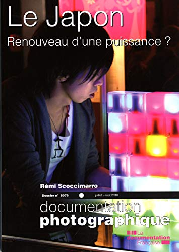 3303331280767: DOCUMENTATION PHOTOGRAPHIQUE T.8076; LE JAPON