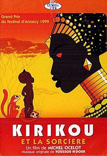 3333297185332: KIRIKOU ET LA SORCIERE (DVD)