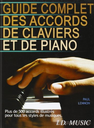 3553300022281: Guide Complet des Accords de Piano / Claviers