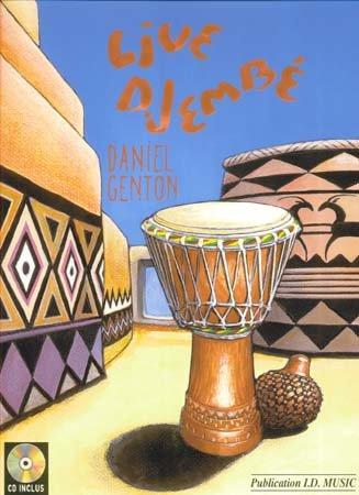 3553300032341: Live Djembé + 1 CD - ID Music