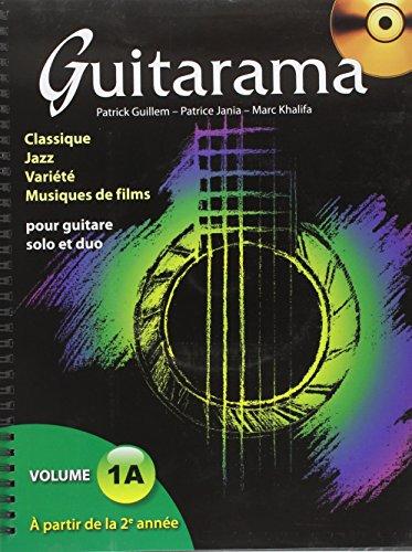 3554270132017: Guitarama Vol 1a