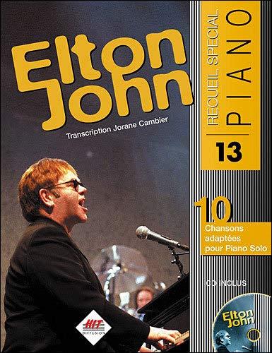 3554270230133: Special Piano No13 - Elton John