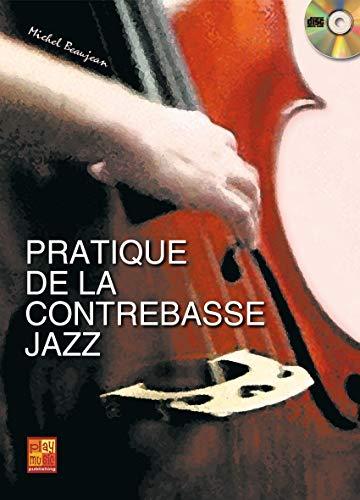 3555111001387: Pratique de la contrebasse jazz 1 Livre + 1 CD