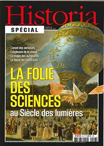 Historia Special N 28 la Folie des: Collectif