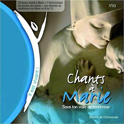 3700000234968: Chants à Marie