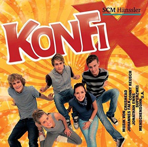 Konfi X (CD): Diverse