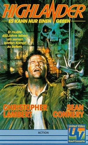 Highlander [VHS]: Fisher, Gerry, Peter