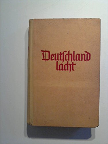 Deutschland lacht: Seibold, Karl: