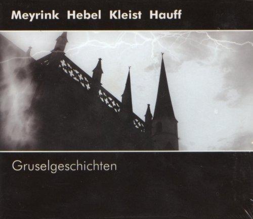 Gruselgeschichten - Hörbuch: Diverse