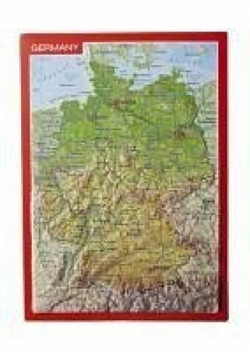 Reliefpostkarte Deutschland: André Markgraf, Mario