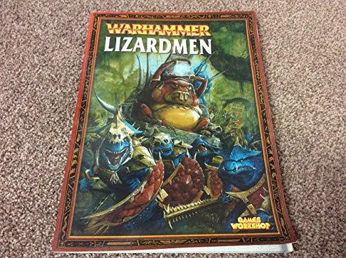 Lizardmen Army Book Warhammer Fantasy 2009 [Paperback]