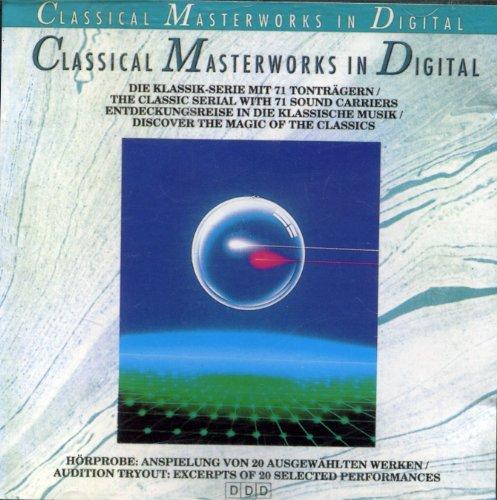 Classical Masterworks in Digital - Entdeckungsreise in: Various Artists