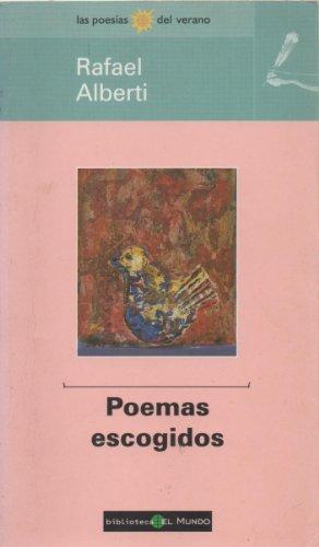 Poemas escogidos: Alberti, Rafael