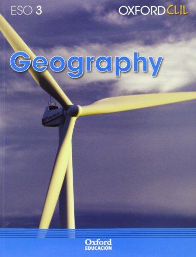 (11).geography 3º.eso (+cd): Aa.Vv.