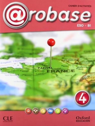 11).arobase 4ºeso cahier + dvd-rom (frances): Schmitt, Sylvie