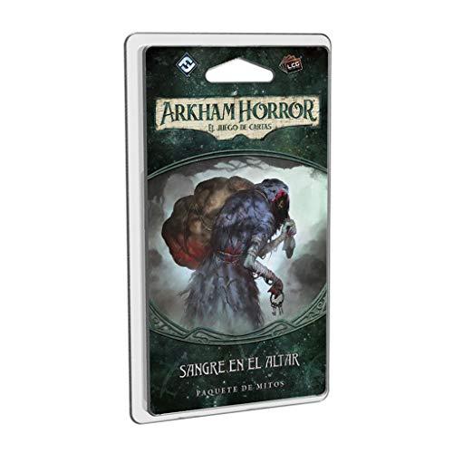 Arkham Horror LCG. Sangre en el altar: Edge Entertainment