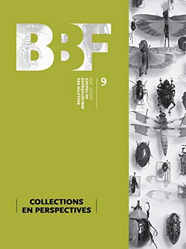 Bulletin des Bibliotheques de France (Bbf), N: AUTEURS DIVERS