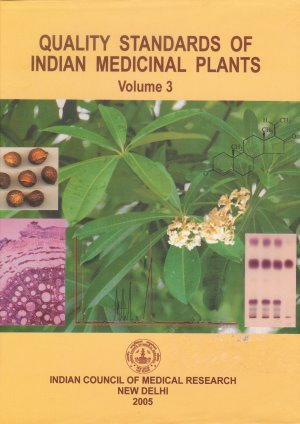QUALITY STANDARDS OF INDIAN MEDICINAL PLANTS Volume: Gupta, A. K.
