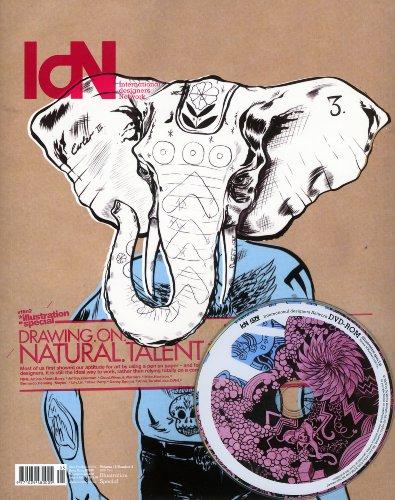 """IdN V16N2 """"illustration special"""": IdN"""