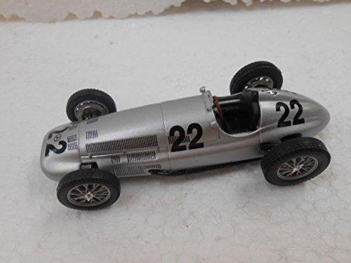 9780000001542: Premium - Classic Le Mans y GT Cars Mercedes Benz W154, escala 1:43 (LMC154)