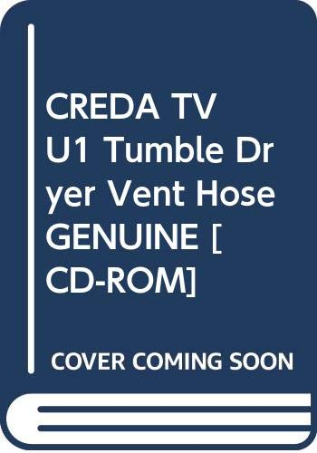 9780000004086: CREDA TVU1 Tumble Dryer Vent Hose GENUINE