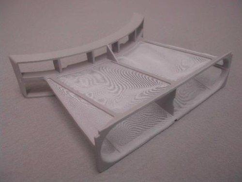 9780000006752: Acrylic Tray