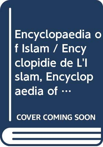 9780000022622: Encyclopaedia of Islam / Encyclopidie de L'Islam, Encyclopaedia of Islam Online, Encyclopaedia of Islam Online (Individual License - Reduced Fee for P