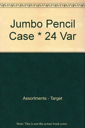 9780000026194: Jumbo Pencil Case * 24 Var