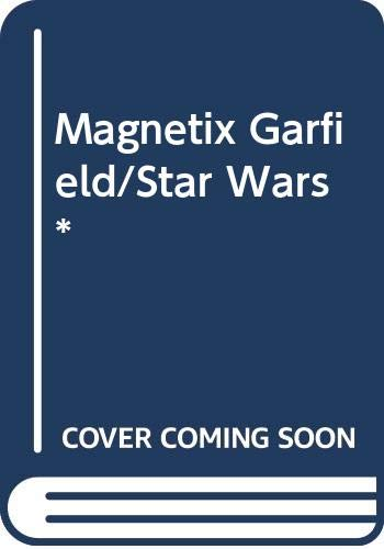 9780000026996: Magnetix Garfield/Star Wars *
