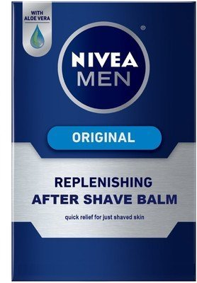 9780000060051: Nivea - Replenishing after Shave Balm - (100 ml)