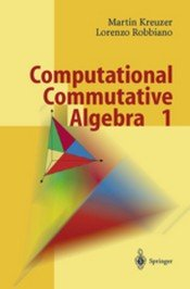 9780000063205: COMPUTATIONAL COMMUTATIVE ALGEBRA, 2 VOLUMES SET