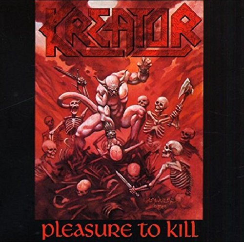 9780000074034: Pleasure To Kill (Rmst)