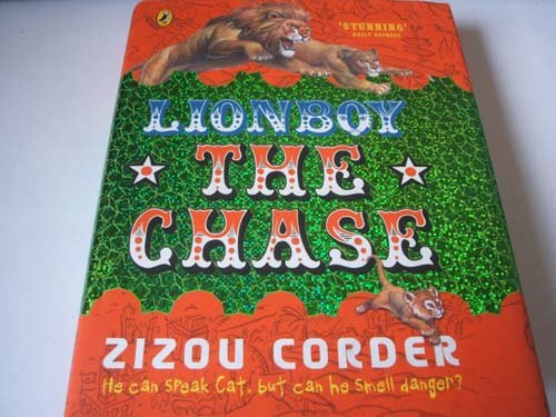 9780000080172: Lionboy: The Chase Bookmarks (