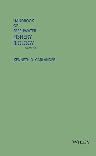 9780000106360: HANDBOOK OF FRESHWATER FISHERY BIOLOGY, 3 VOLUMES SET