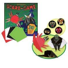 9780000130150: SCARI-GAMI BOOK