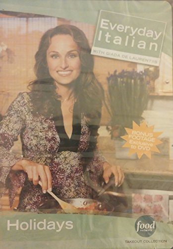 9780000143563: Everyday Italian (with Giada de Laurentiis), Volume 1 (3 Pack): Italian Classics, Parties, Holidays
