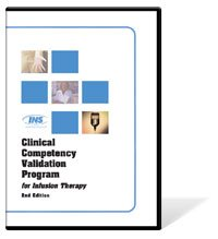9780000166029: Clinical Competency Validation Program for Infusion Therapy