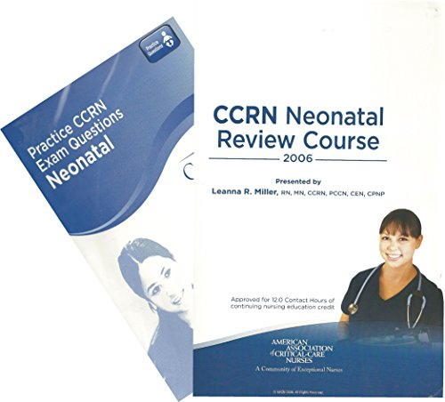 9780000200105: CCRN Neonatal Review Course