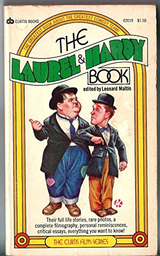 9780000202017: The Laurel & Hardy Book (The Curtis Film Series)