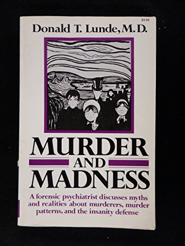 9780000222886: Murder and Madness