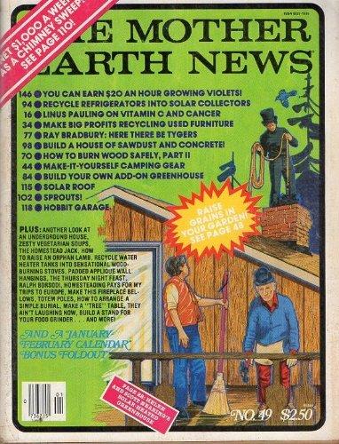 9780000271532: Mother Earth News, January - February 1978, No. 49
