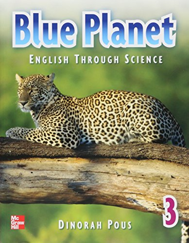 9780000300133: PACK BLUE PLANET 3 (STUDENT BOOK + PROJECT BOOK + CD)
