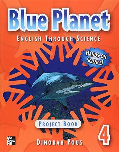 9780000300140: PACK BLUE PLANET 4 (STUDENT BOOK + PROJECT BOOK + CD)