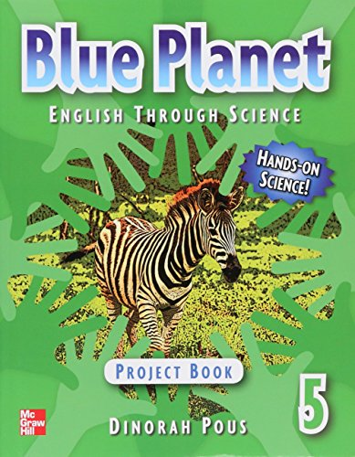 9780000300157: pack blue planet 5 (student book + project book + cd