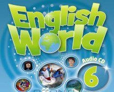 9780000300898: English World Level 6 Audio CD (3) litsenziya