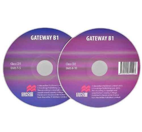 9780000300997: Gateway B1 (audiokurs na CD)