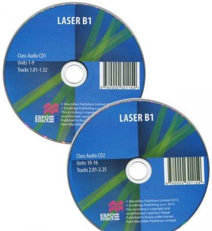 9780000301154: Laser (3rd Edition) B1 Class Audio CD (2) ???